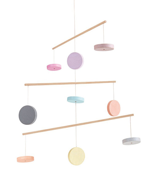 Plan Toys Pastel Wooden Mobile