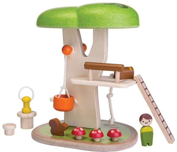Plan Toys Treehouse Play Set