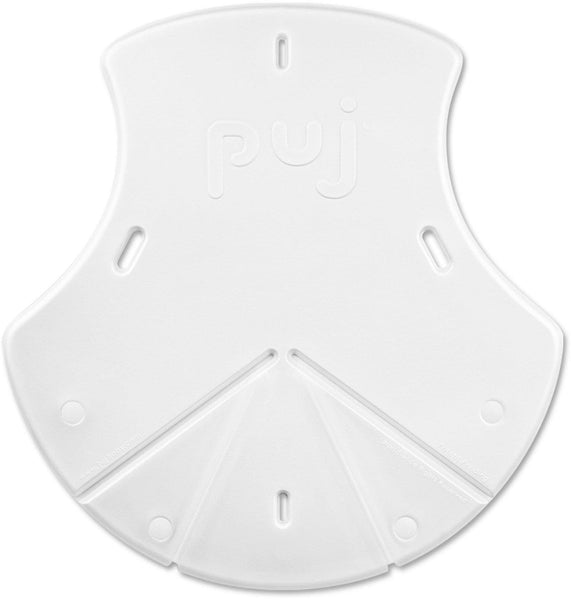 Puj Puj Tub White Soft Baby Bath