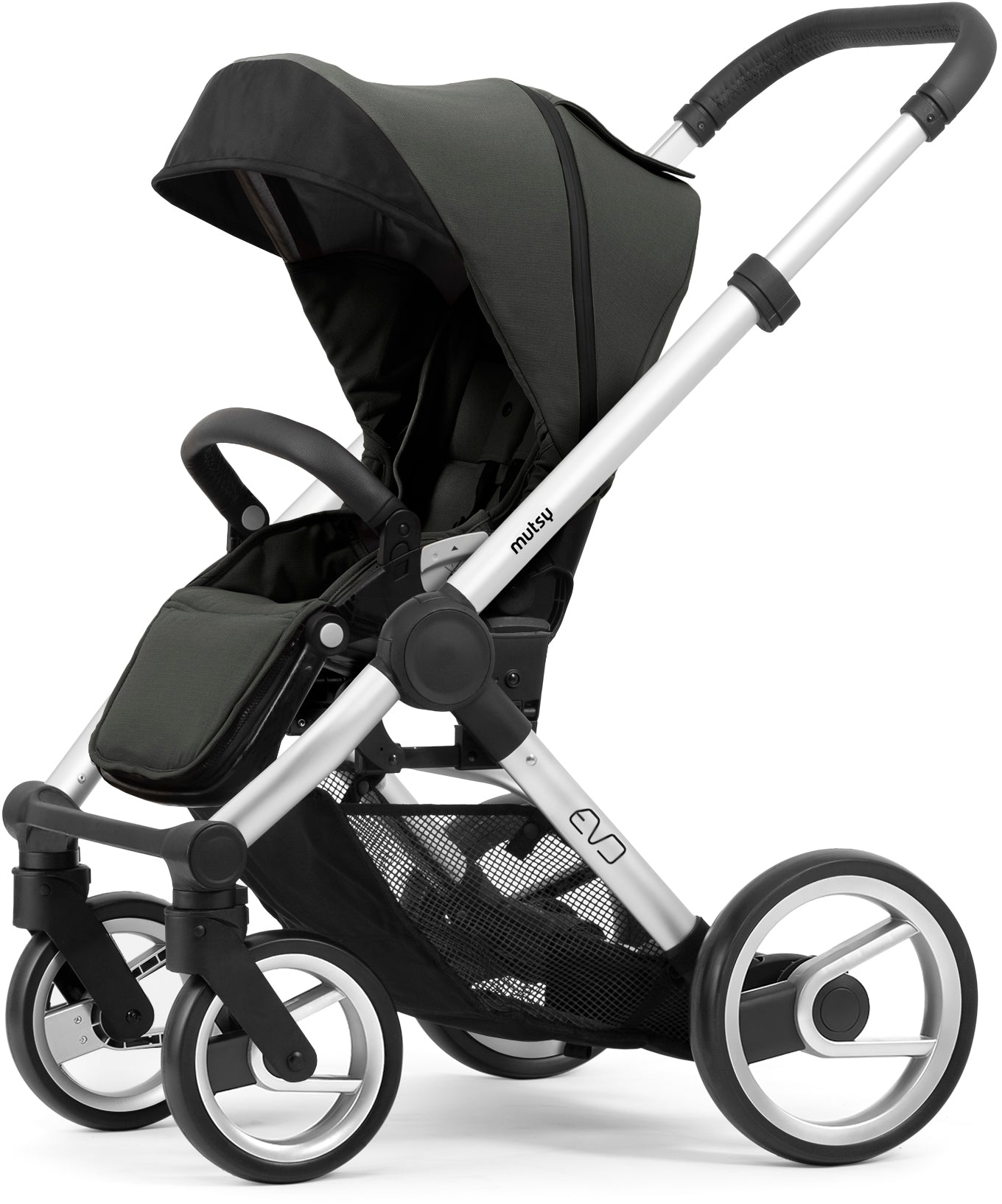 Mutsy Mutsy Evo Pushchair Bold Deep Grey