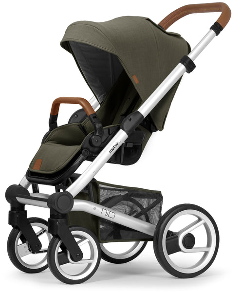 Mutsy Nio Pushchair Adventure Leaf Green - Mutsy