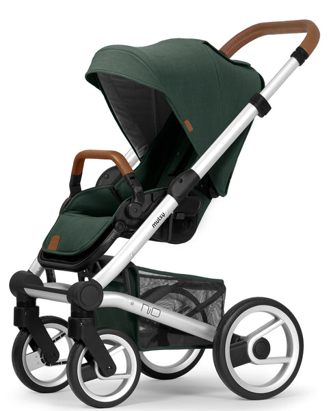 Mutsy Nio Pushchair Adventure Pine Green - Mutsy