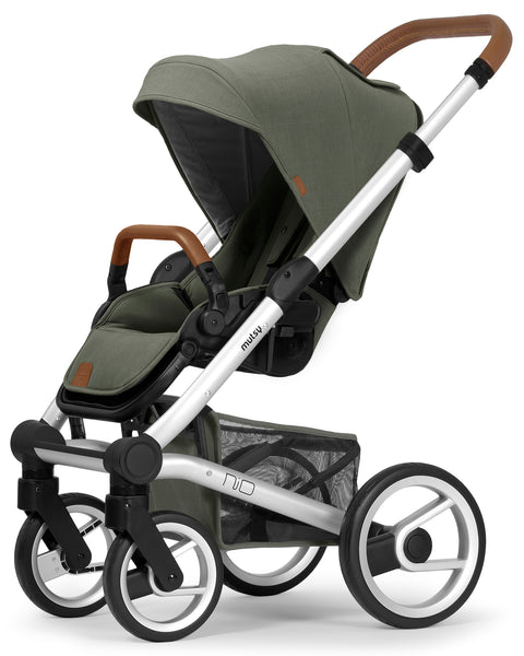 Mutsy Nio Pushchair Adventure Sea Green - Mutsy