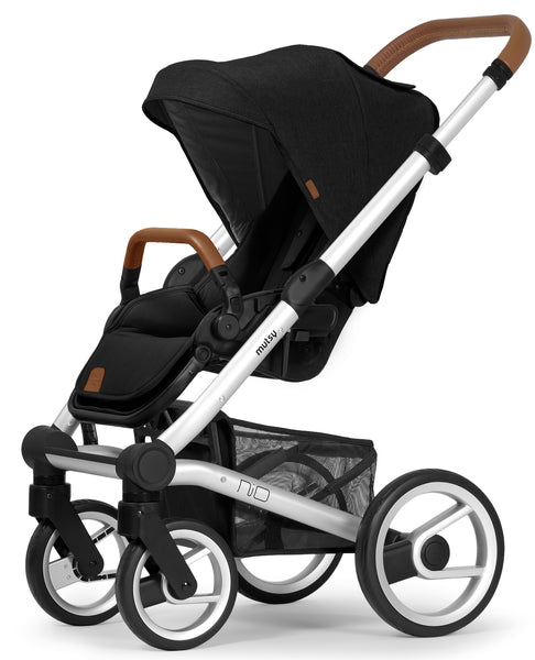 Mutsy Nio Pushchair North Black - Mutsy
