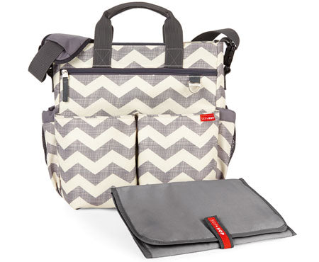 Duo Signature Changing Bag Chevron - Skip Hop