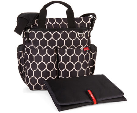 Skip Hop Duo Signature Changing Bag Onyx
