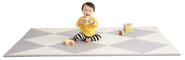 Playspot Tiles Geo Grey Cream - Skip Hop