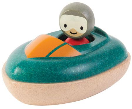 Speed Boat - Plan Toys
