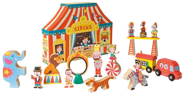 Story Box Circus Set - Janod