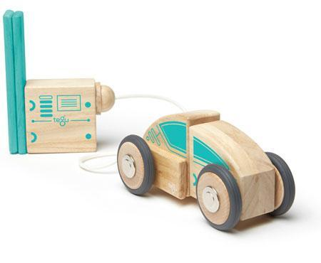 Magnetic Car Circuit Racer Future  - Tegu