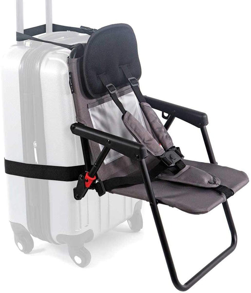 SitAlong Toddler Luggage Seat - Think King
