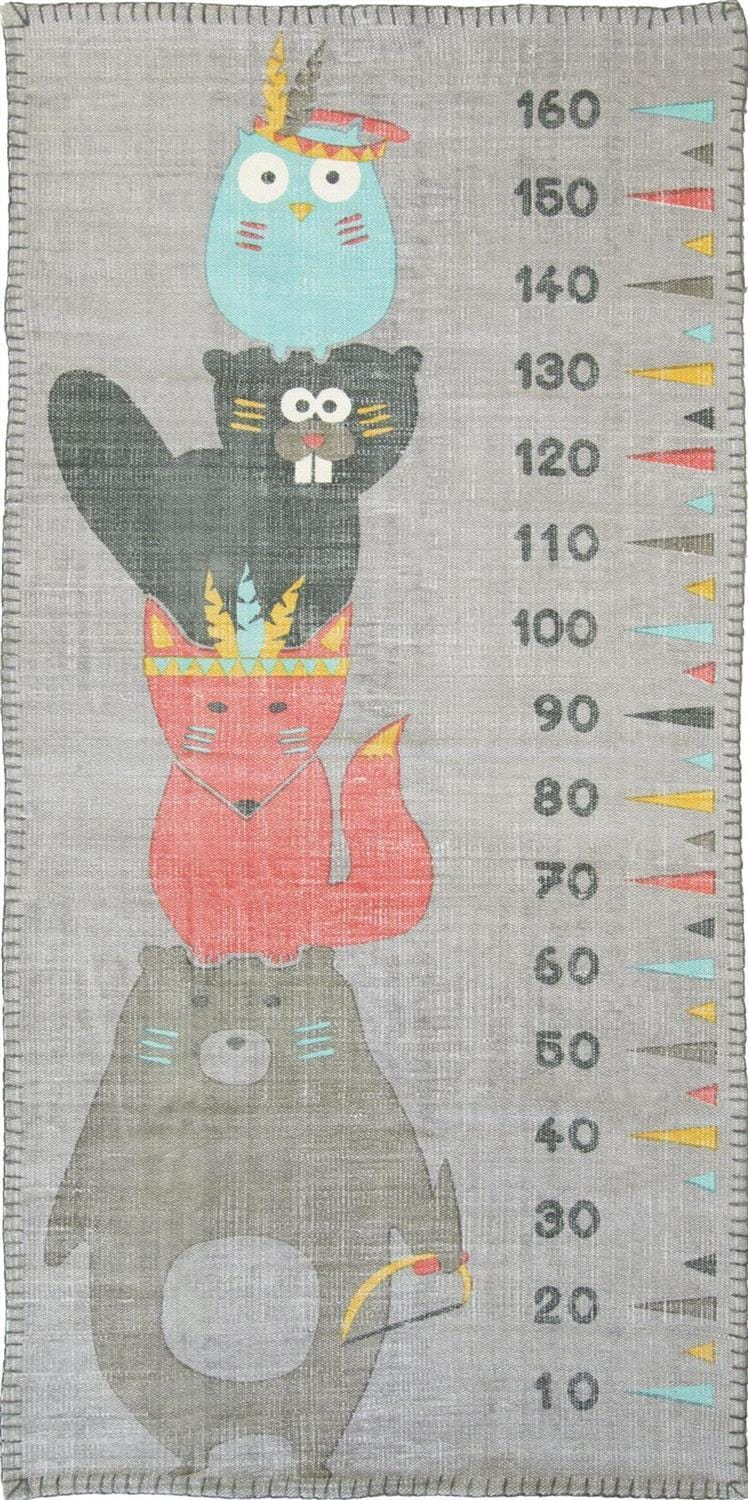 Nattiot Totem Children's Floor Rug