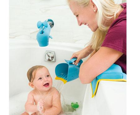 Moby Waterfall Bath Rinser - Skip Hop