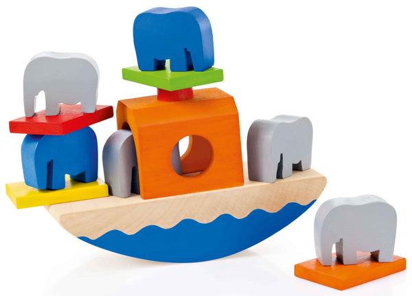 Wippofant - Selecta Wooden Toys