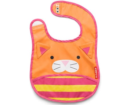 Zoo Bib Cat - Skip Hop