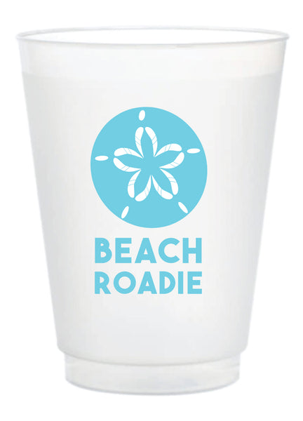 Frosted Cup - Beach Roadie