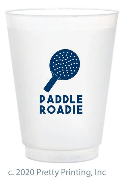 Frosted Cup - Paddle Roadie