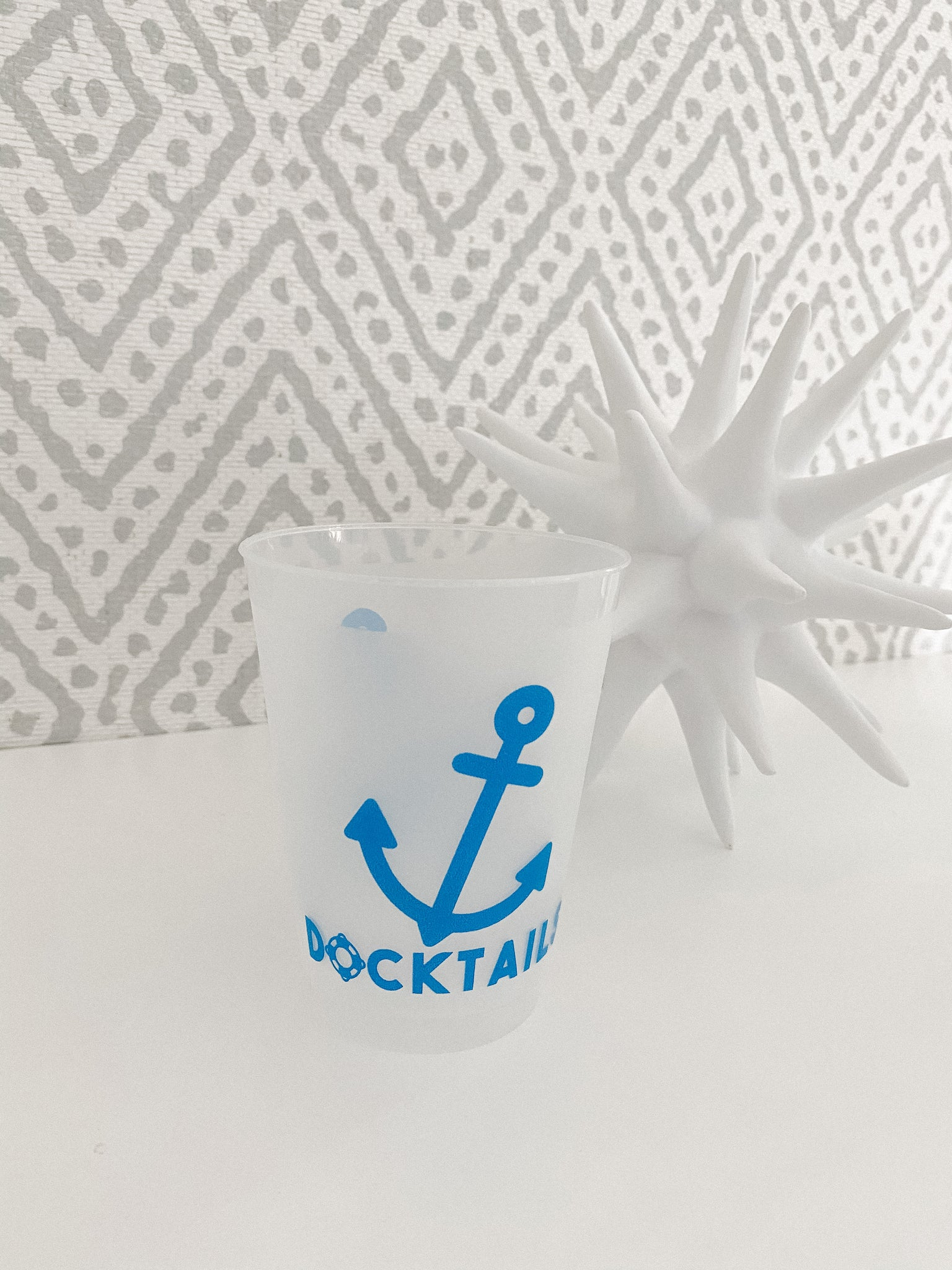 Copy of Frosted Cup - Docktails