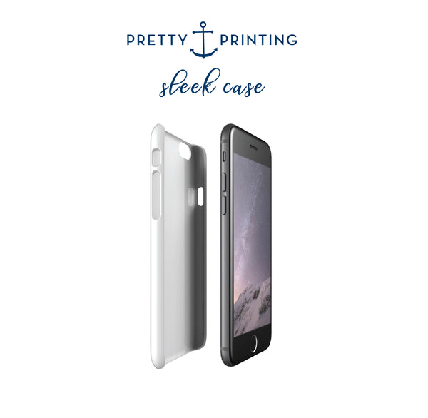 Phone Case - Racing Stripe grey