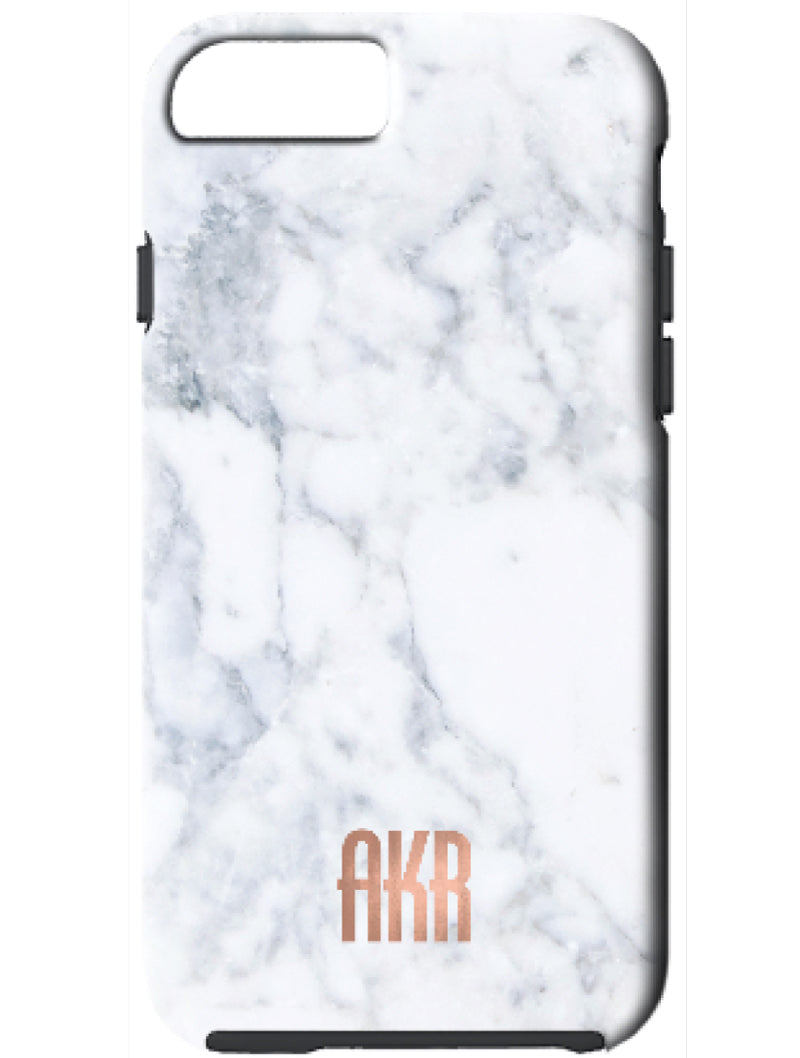 Phone Case - Marble White