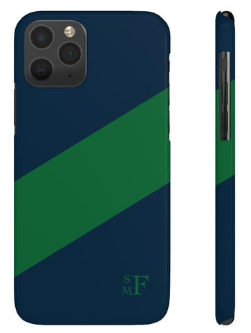 Phone Case - Sailing Stripe