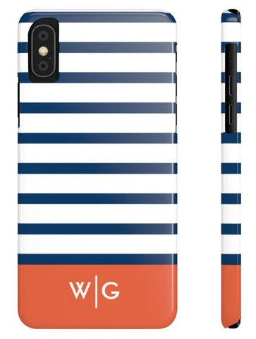 Phone Case - Classic Stripes