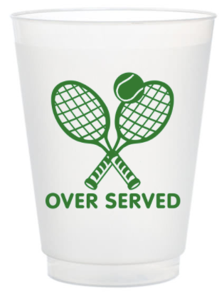 Frosted Cup - Overserved