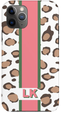 Phone Case - New Leopard White