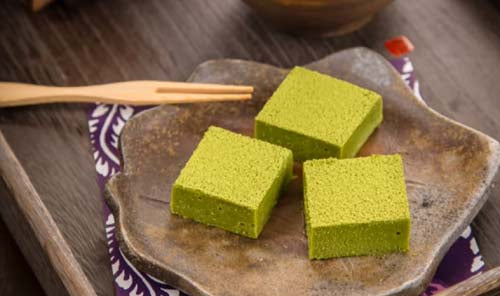 Who Else Wants Matcha Tea Chocolate?