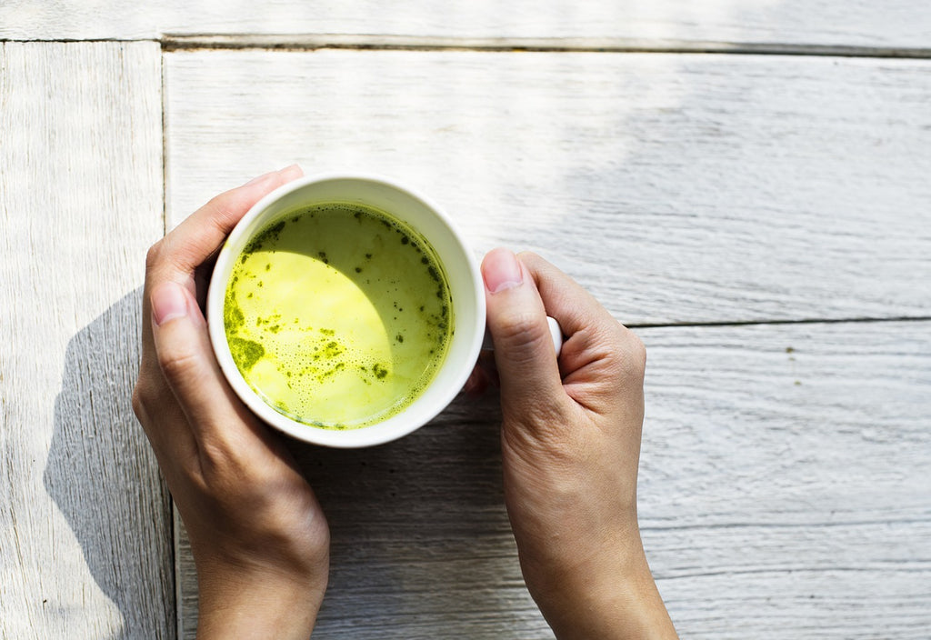 How Matcha Tea Helps You Lose Weight