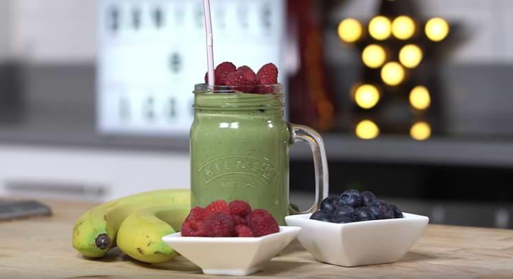 Boost Your Energy With This Smoothie