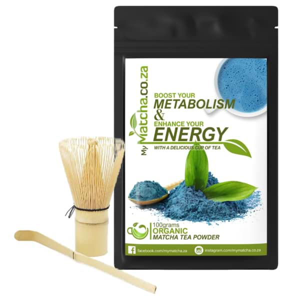 The myMatcha Blue Experience [Full Set] *Free Delivery