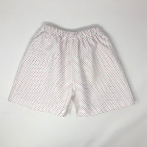 Bitty Dot Boy Bottoms (Multiple Styles Available)