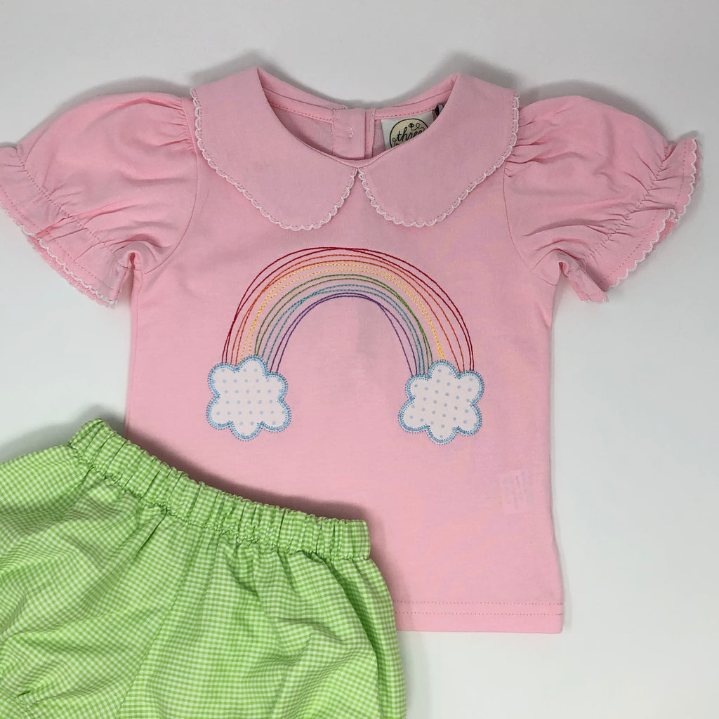 Over the Rainbow Girls Top