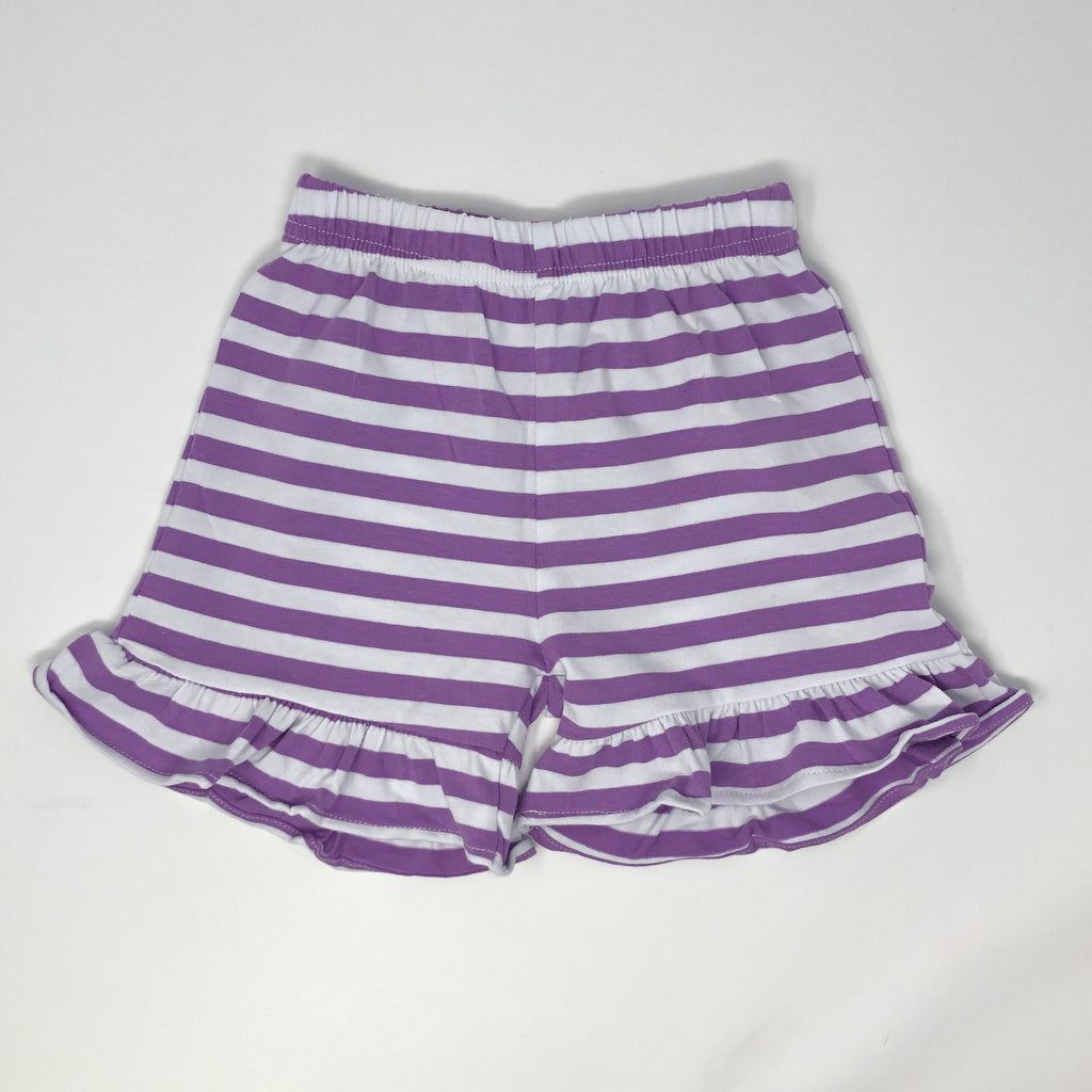 Knit Stripe Shorties