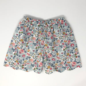 Liberty of London Emilia Scallop Short
