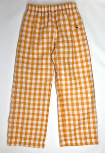 Seersucker Plaid Ashton Pant