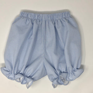 Gingham Ellison Pantaloon Bloomer