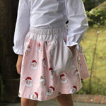 Holiday Claire Skirt