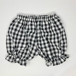 Seersucker Plaid Ellison Pantaloon Bloomer