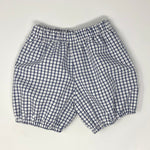 Pima Windowpane Banded Rhett Short