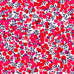 Liberty of London Fabrics Tana Lawn Wiltshire Red