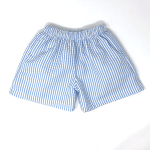 Seersucker Stripe Sam Short