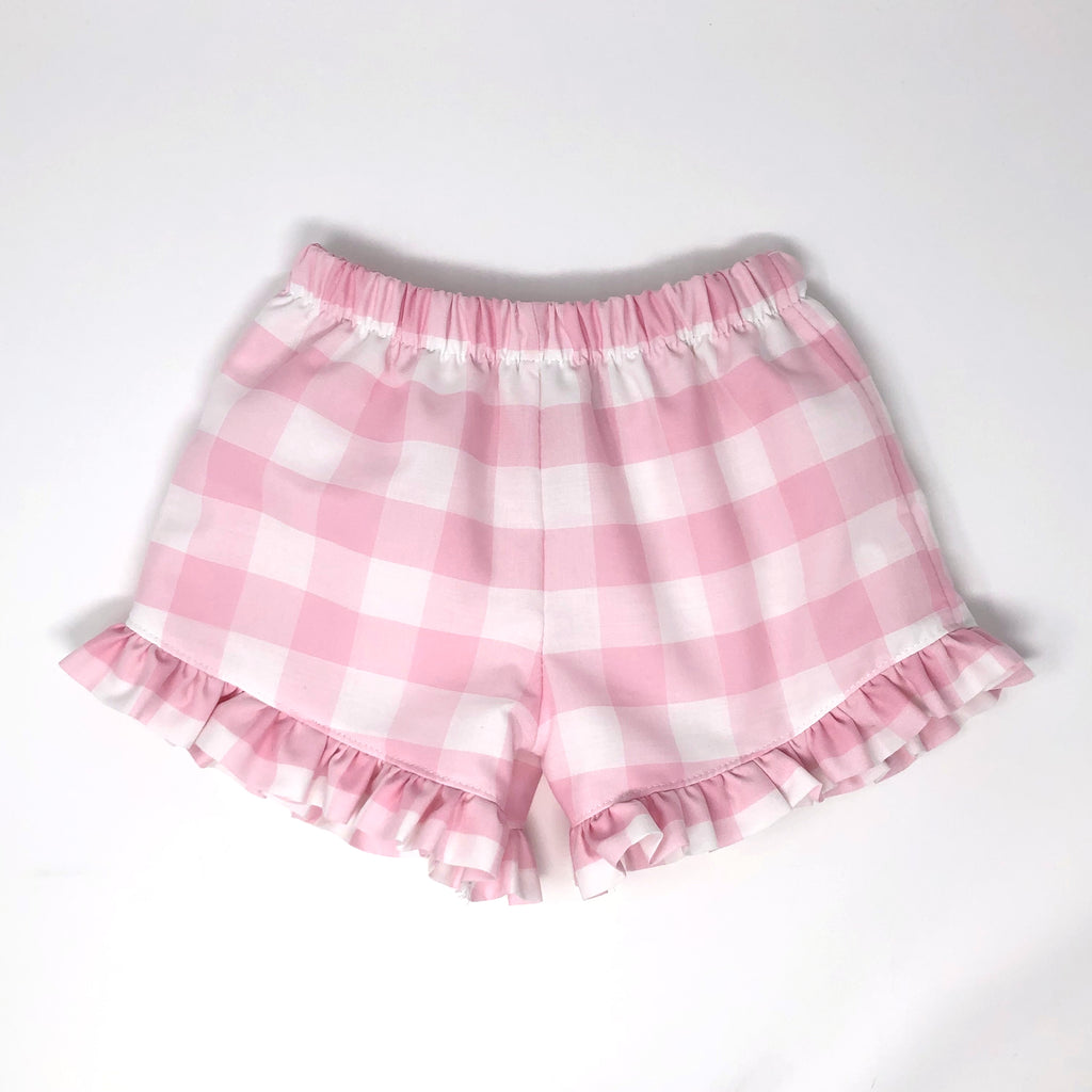 Buffalo Plaid Amali Short