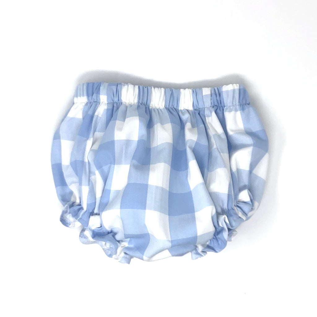 Buffalo Plaid Ruffle Bloomer