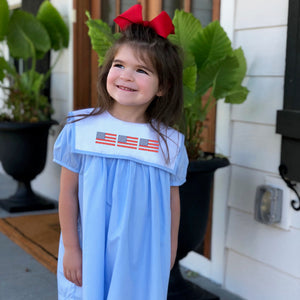 Patriotic Nora Dress