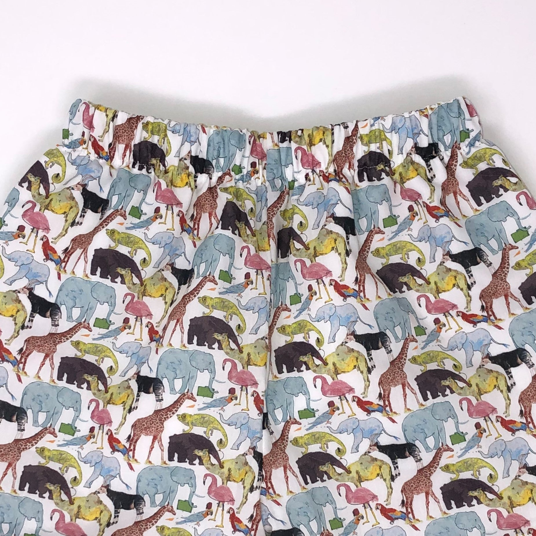 Liberty of London Rhett Banded Short