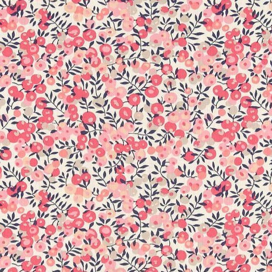 Liberty of London Fabrics Classic Tana Lawn Wiltshire Pink