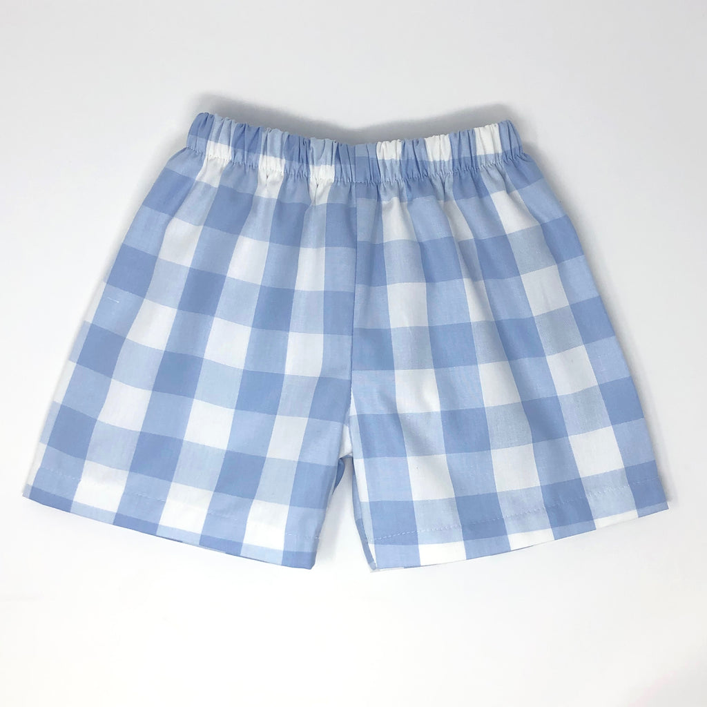 Buffalo Plaid Sam Short