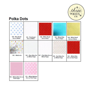 Polka Dot Bloomer (Unisex)